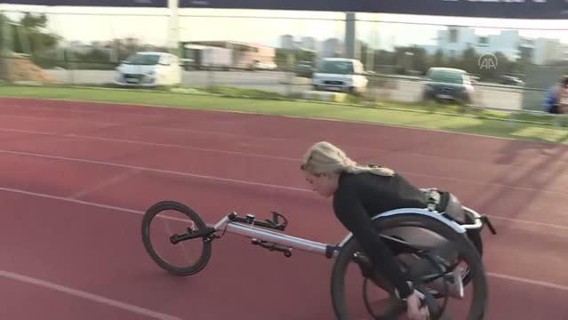 Bedensel engelli atlet Hamide Doğangün, Tokyo Paralimpik Oyunları'nda madalya hedefliyor