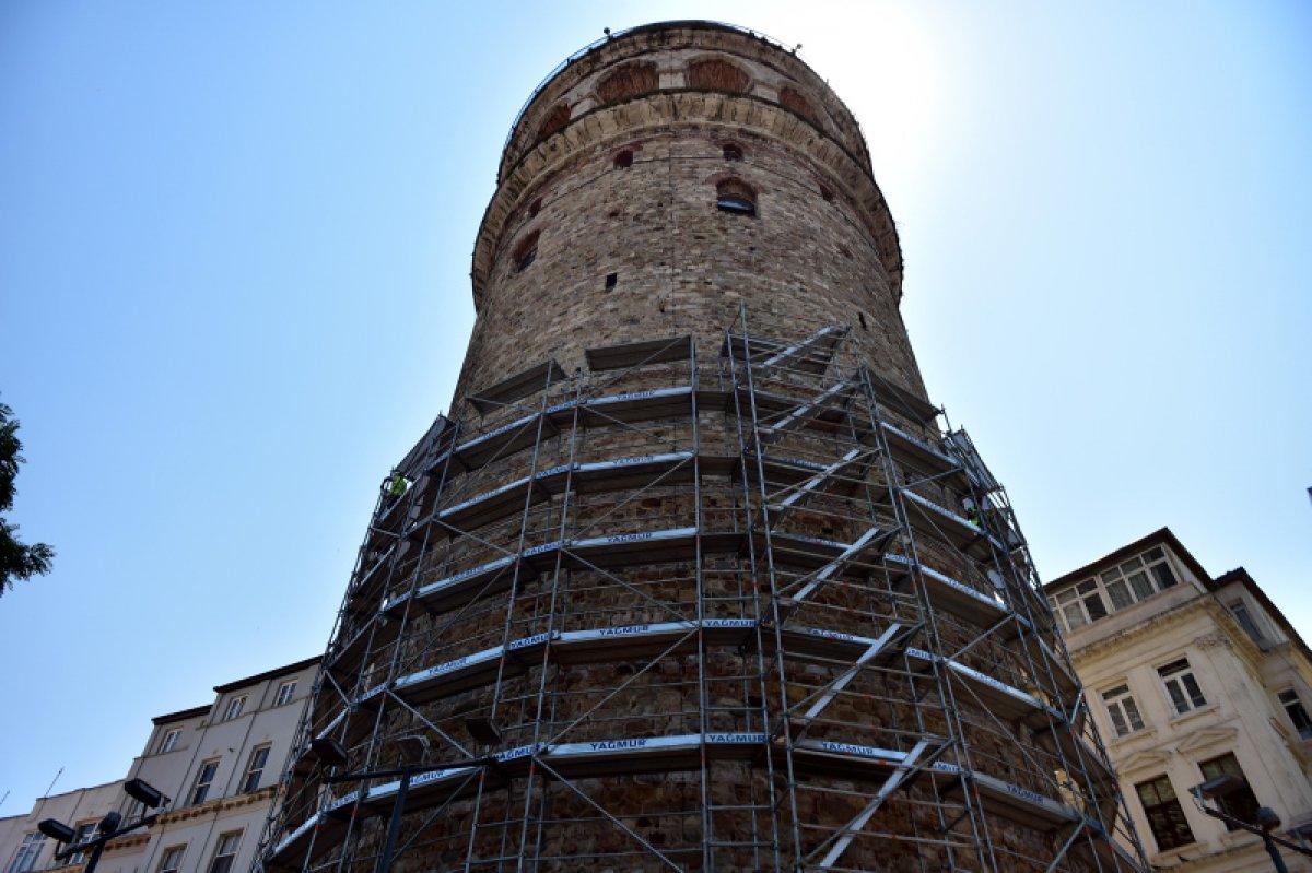 Galata Kulesi açıldı mı? Galata Kulesi ne zaman ziyarete açılacak? Hikayesi nedir? #3