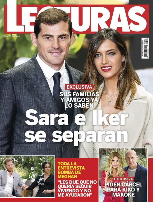 Iker Casillas ve eşi Sara Carbonero'nun boşanacaklarına yönelik iddialar yalanlandı